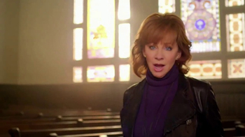 Big Machine TV Spot, 'Reba McEntire: Back to God Music Video' - Thumbnail 5