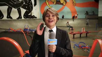 Hot Wheels TV Spot, 'Nickelodeon: Mace Coronel Builds the Epic Stunt' - Thumbnail 1