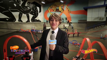 Hot Wheels TV Spot, 'Nickelodeon: Mace Coronel Builds the Epic Stunt' - 5 commercial airings