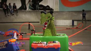 Hot Wheels TV Spot, 'Nickelodeon: Mace Coronel Builds the Epic Stunt' - Thumbnail 7
