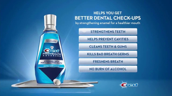 Crest Pro-Health Advanced Mouthwash TV Spot, 'Nailed It' - Thumbnail 2