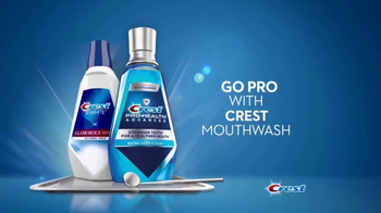 Crest Pro-Health Advanced Mouthwash TV Spot, 'Nailed It' - Thumbnail 4