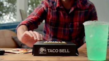 Taco Bell Triple Double Crunchwrap Box TV Spot, 'It's Back'