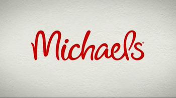Michaels Make-A-Thon TV Spot, 'Daily Deals' - Thumbnail 1