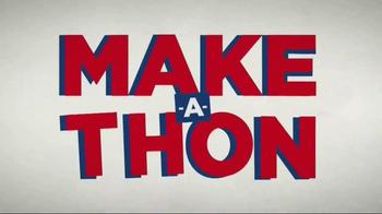 Michaels Make-A-Thon TV Spot, 'Daily Deals' - Thumbnail 2