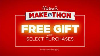 Michaels Make-A-Thon TV Spot, 'Daily Deals' - Thumbnail 5