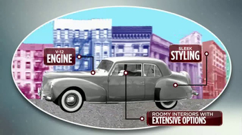 2017 Lincoln Continental TV Spot, 'History Channel: More 2 Know' [T1] - Thumbnail 6