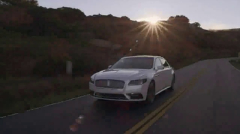 2017 Lincoln Continental TV Spot, 'History Channel: More 2 Know' [T1] - Thumbnail 7