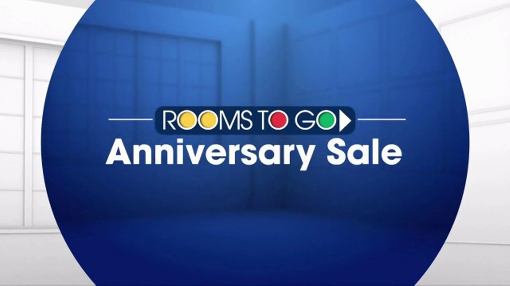 Rooms To Go Anniversary Sale Tv Commercial Sealy Queen Mattress Set Ispot Tv
