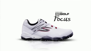 SKECHERS Go Golf Focus TV Spot, 'Stability Test' Featuring Russell Knox - Thumbnail 9