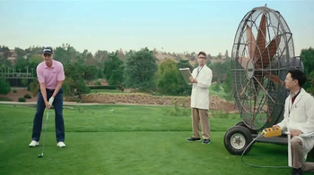 SKECHERS Go Golf Focus TV Spot, 'Stability Test' Featuring Russell Knox - Thumbnail 2