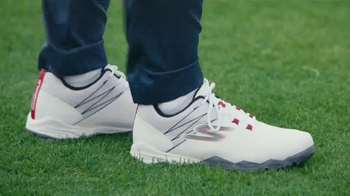SKECHERS Go Golf Focus TV Spot, 'Stability Test' Featuring Russell Knox - Thumbnail 6