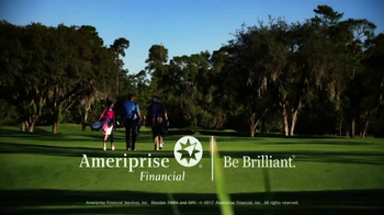 Ameriprise Financial TV Spot, 'Golf and Guidance' - Thumbnail 9