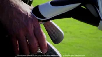 Ameriprise Financial TV Spot, 'Golf and Guidance' - Thumbnail 1