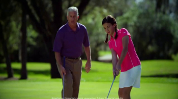 Ameriprise Financial TV Spot, 'Golf and Guidance' - Thumbnail 7