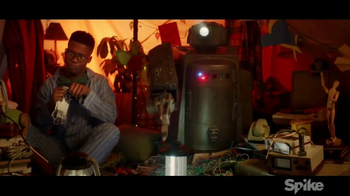 Popeyes $5 Butterfly Shrimp Tackle Box TV Spot, 'Spike: Camping' - 18 commercial airings