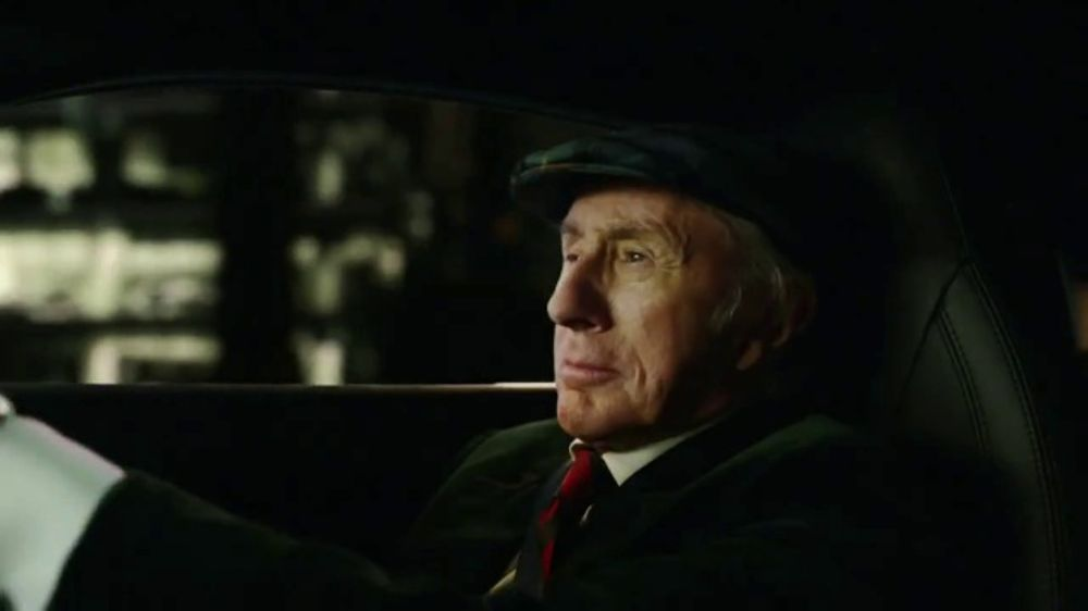 Heineken TV Commercial, 'When You Drive, Never Drink' Featuring Jackie Stewart