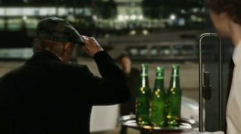 Heineken TV Spot, 'When You Drive, Never Drink' Featuring Jackie Stewart - Thumbnail 5