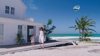Dial Coconut Milk Body Wash TV Spot, 'Feel Closer' - Thumbnail 1