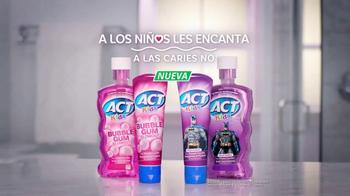 ACT Kids Toothpaste TV Spot, 'Una cosa más fácil' [Spanish] - Thumbnail 5