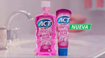 ACT Kids Toothpaste TV Spot, 'Una cosa más fácil' [Spanish] - Thumbnail 1