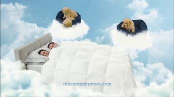 The Company Store TV Spot, 'Dreamy'