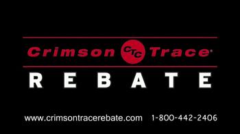 Crimson Trace TV Spot, 'Mail-In Rebate' - Thumbnail 4