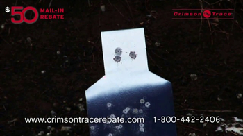 Crimson Trace TV Spot, 'Mail-In Rebate' - Thumbnail 3