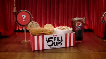 KFC $5 Fill Ups TV Spot, 'Game Show' - Thumbnail 1