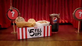 KFC $5 Fill Ups TV Spot, 'Game Show' - Thumbnail 2