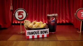 KFC $5 Fill Ups TV Spot, 'Game Show' - Thumbnail 3