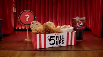 KFC $5 Fill Ups TV Spot, 'Game Show' - Thumbnail 4