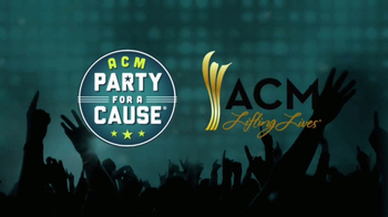 Academy of Country Music TV Spot, 'Party For a Cause' - Thumbnail 7