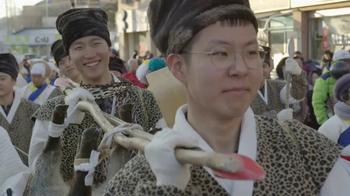 Korean Culture and Information Service TV Spot, '1st Look: PyeongChang' - Thumbnail 8
