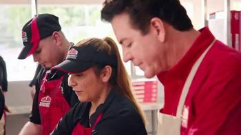 Papa John's 2 Topping Pizzas TV Spot, 'Un toque familiar' [Spanish] - Thumbnail 2