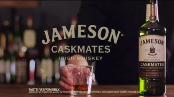 Jameson Caskmates TV Spot, 'This St Patrick's Day' Song by The London Souls - Thumbnail 7