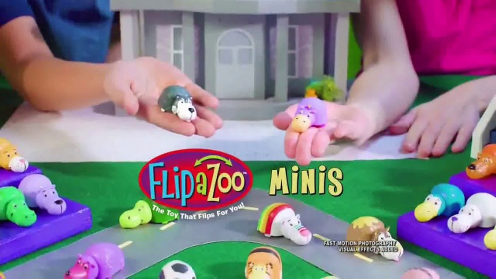 Flipazoo Minis Tv Commercial 101 To Collect Ispot Tv