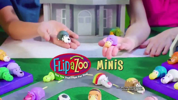 FlipaZoo Minis TV Spot, '101 to Collect'