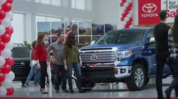 Toyota 1 for Everyone Sales Event TV Spot, '2017 Double Cab Tundra' [T2] - Thumbnail 1