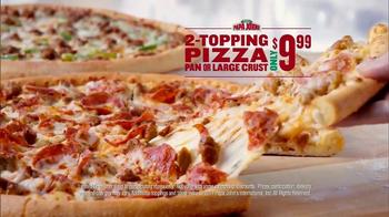 Papa John's TV Spot, 'Pizza Corp.' - Thumbnail 7