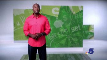 The More You Know TV Spot, 'Investing' Featuring Akbar Gbaja-Biamila