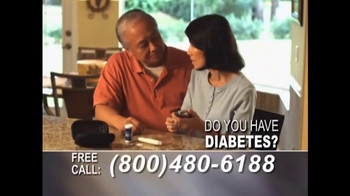 24/7 Diabetic Health Hotline TV Spot, 'Diabetic Testing Supplies' - Thumbnail 3
