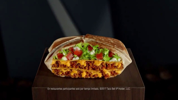 Taco Bell Triple Double Crunchwrap TV Spot, 'Nuevas alturas' [Spanish] - 680 commercial airings