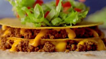 Taco Bell Triple Double Crunchwrap TV Spot, 'Nuevas alturas' [Spanish] - Thumbnail 4