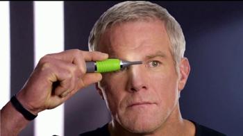 MicroTouch Max TV Spot, 'Precisión' con Brett Favre [Spanish] - Thumbnail 4