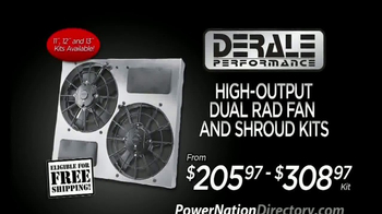 PowerNation Directory TV Spot, 'Heads, Intakes, Fans and Tuners'