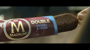 Magnum Double Cookies and Cream TV Spot, 'Libera tu lado salvaje' [Spanish] - Thumbnail 2
