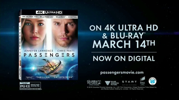 Passengers Home Entertainment TV Spot - Thumbnail 7