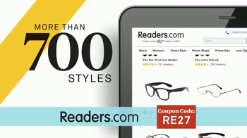 Readers.com TV Spot, 'Special Look & Style' - Thumbnail 2