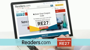 Readers.com TV Spot, 'Special Look & Style' - Thumbnail 5